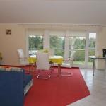 Ferienwohnung Thamm am Schweriner See - Wohnung 1 - Wohnzimmer