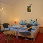 Ferienwohnung Thamm am Schweriner See - Wohnung 1 - Schlafzimmer