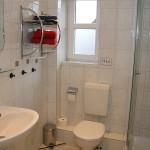 Ferienwohnung Thamm am Schweriner See - Wohnung 1 - Badezimmer