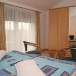 Ferienwohnung Thamm am Schweriner See - Wohnung 2 - Schlafzimmer