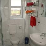 Ferienwohnung Thamm am Schweriner See - Wohnung 2 - Badezimmer