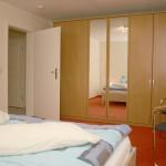 Ferienwohnung Thamm am Schweriner See - Wohnung 3 - Schlafzimmer
