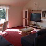 Ferienwohnung Thamm am Schweriner See - Wohnung 2 - Wohnzimmer